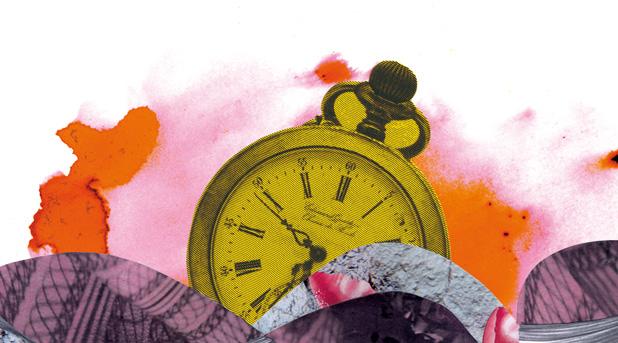 Laura Bustos. Ilustración. Guía tiempo
