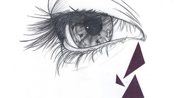 Laura Bustos. Ilustración. Miradas