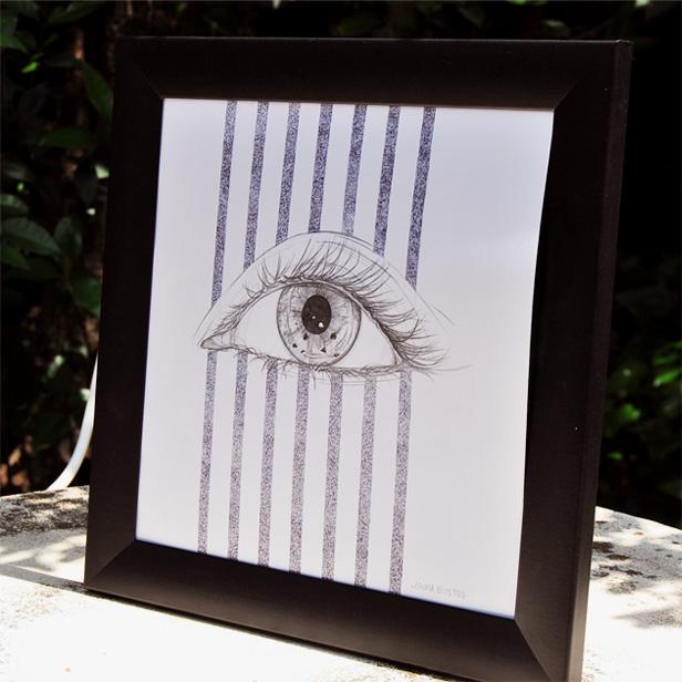 Laura Bustos. Ilustración. Con otra mirada
