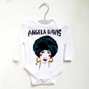Angela Davis, Laura Bustos