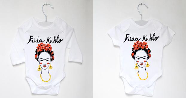 Frida Kahlo, Laura Bustos Ilustración