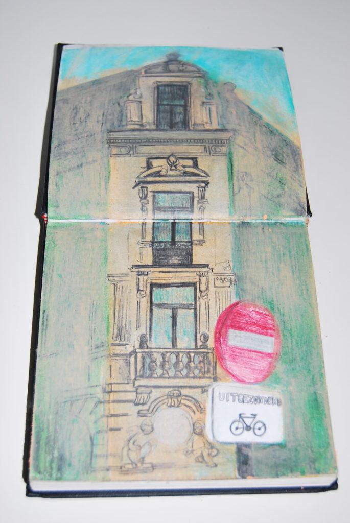 Cuaderno de viaje. Sketchbook