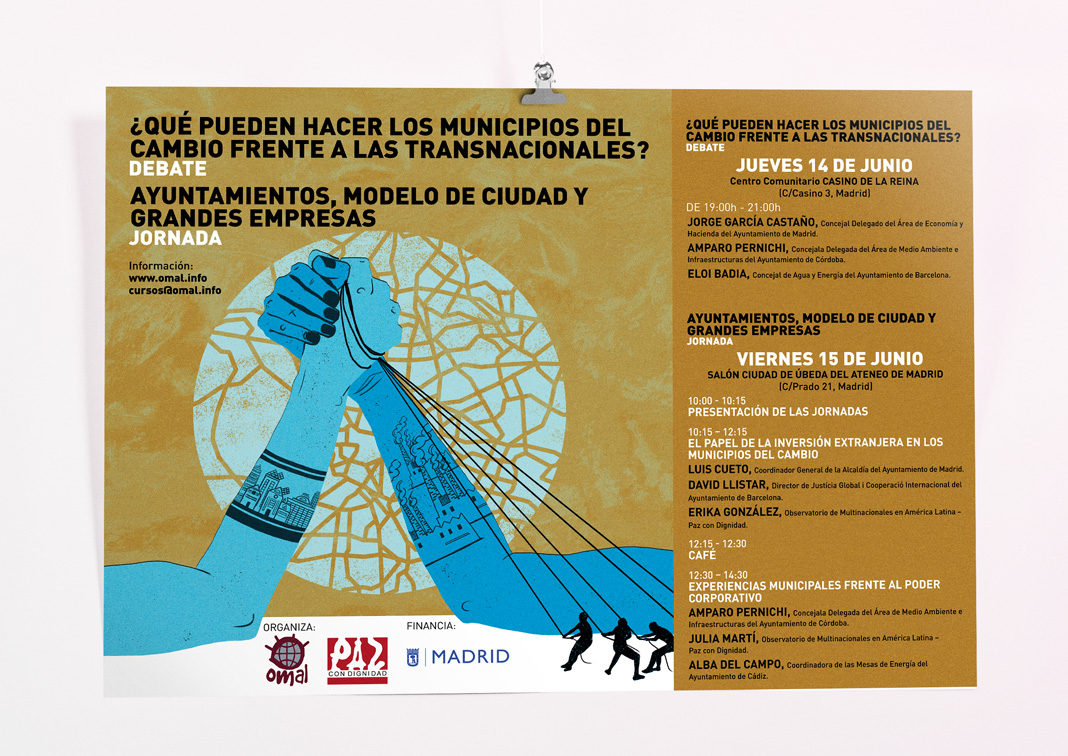 Diseño Cartel transnacionales