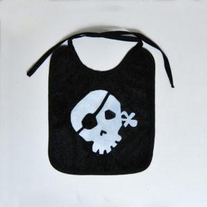 Babero piratilla, Laura Bustos