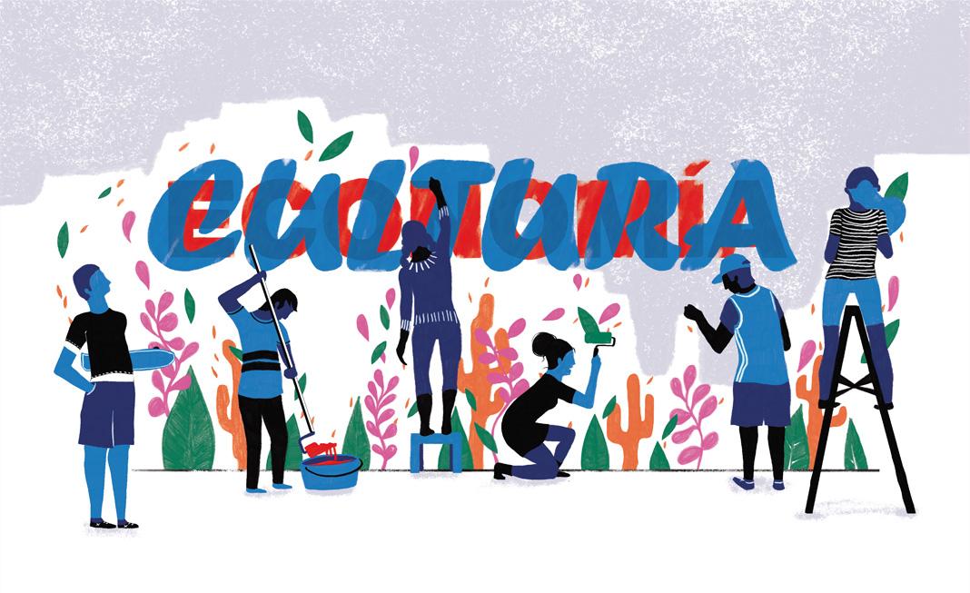 Economía cultura. Laura Bustos