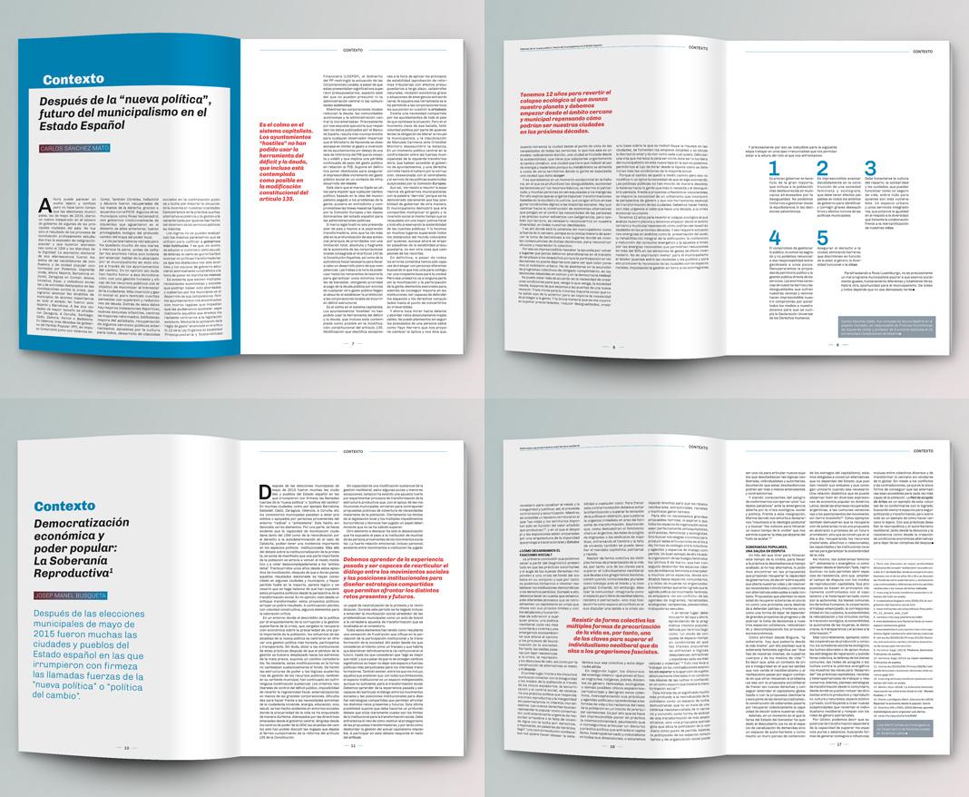 Diseño de publicación