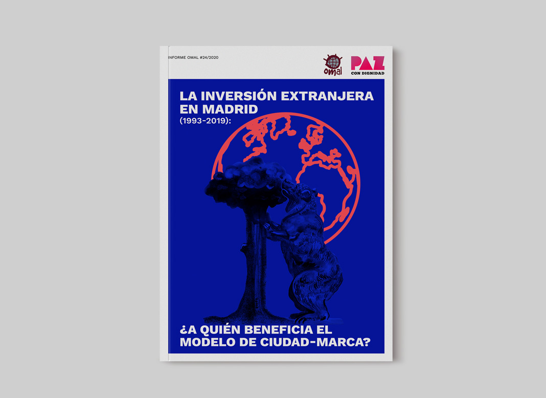 Diseño de Informe, portada