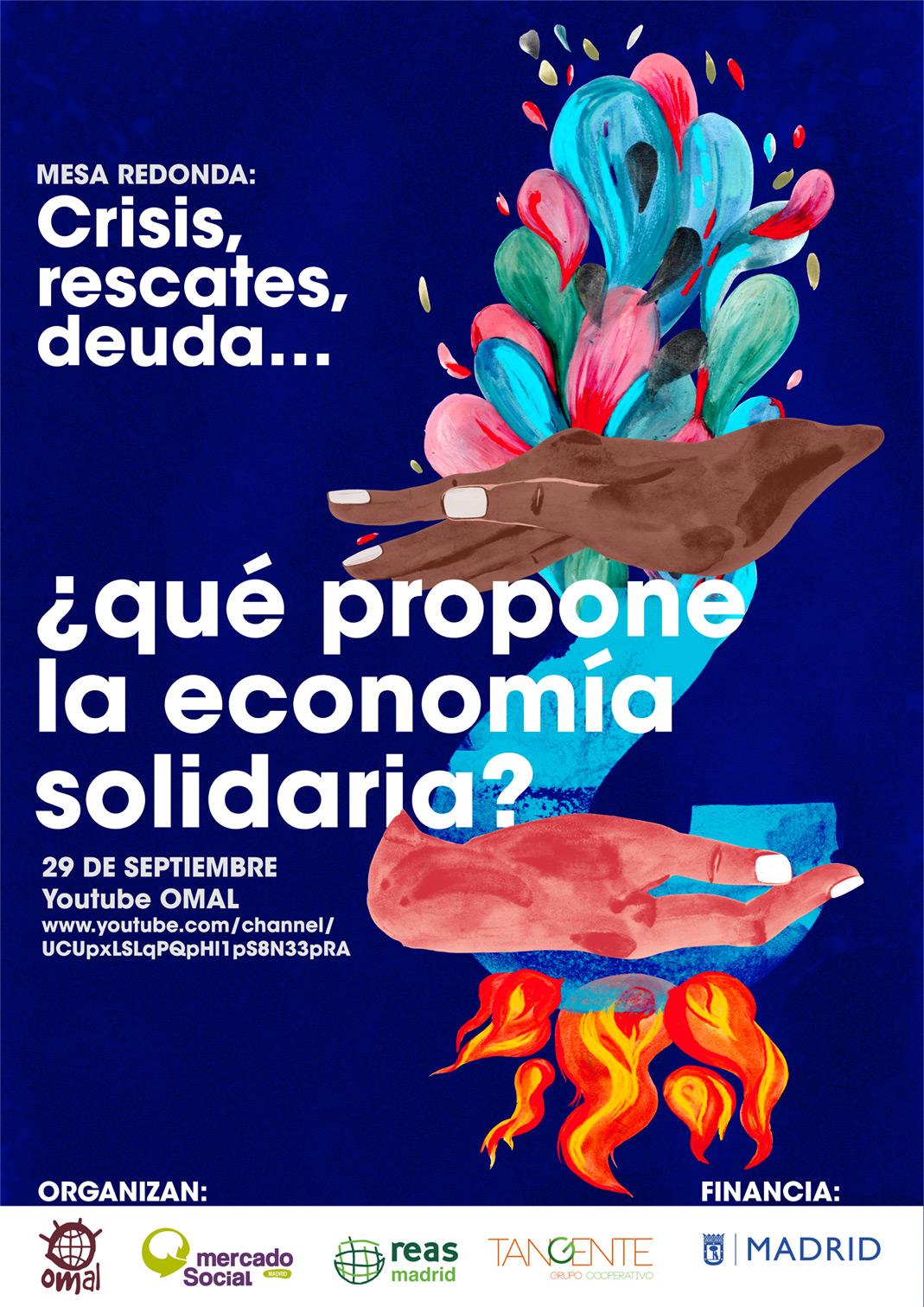 ¿Qué propone la economía solidaria?