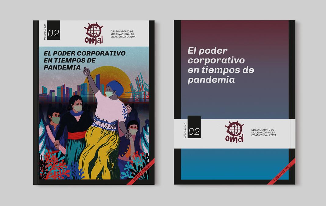 Monográfico 2 El poder corporativo en tiempos de pandemia, portada