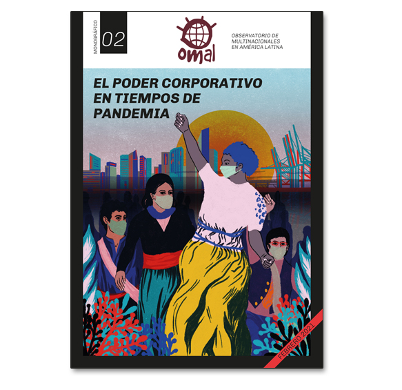 Monográfico 2 El poder corporativo en tiempos de pandemia. Portada