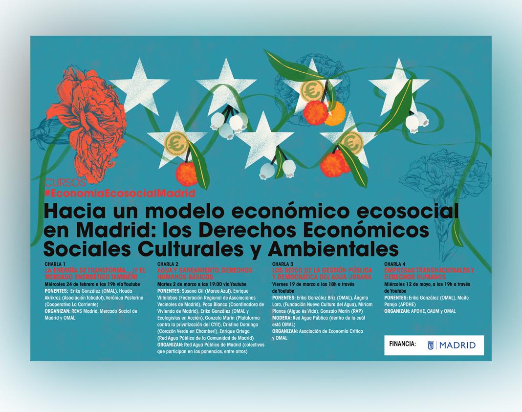 Cursos: Economía Ecosocial Madrid